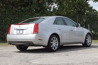2008 Cadillac CTS RWD w/1SA Hollywood, Florida 4