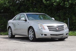 2008 Cadillac CTS RWD w/1SA Hollywood, Florida 1