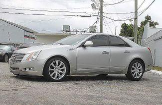 2008 Cadillac CTS RWD w/1SA Hollywood, Florida 4