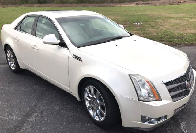 2008 Cadillac-2 Owner Car!! 29 Servce Records!! CTS-$999 DN WAC! LOADED! MINT!!   BUY HERE PAY HERE OFFERED!! Knoxville, Tennessee 2