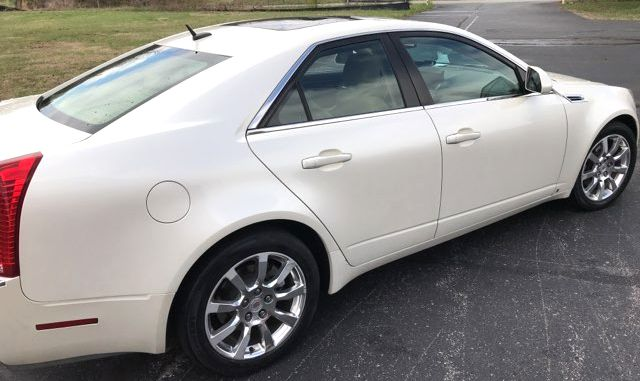 2008 Cadillac-2 Owner Car!! 29 Servce Records!! CTS-$999 DN WAC! LOADED! MINT!!   BUY HERE PAY HERE OFFERED!! Knoxville, Tennessee 3
