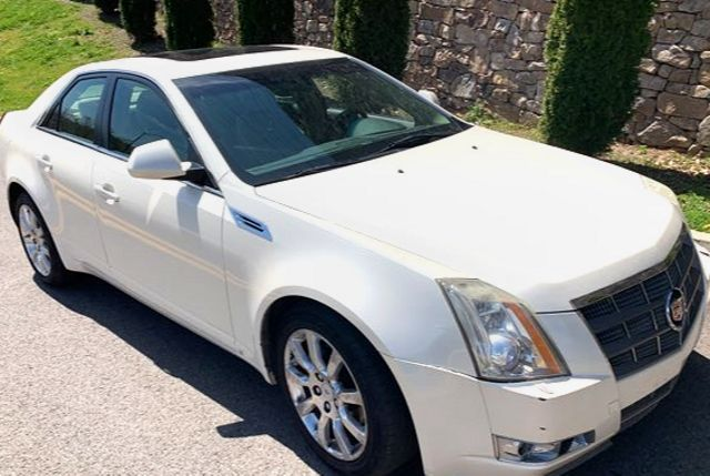 2008 Cadillac-Carfax Clean! Buy Here Pay Here! CTS-CARMARTSOUTH.COM 3 OWNER