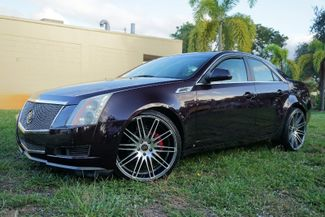 2008 Cadillac CTS RWD w/1SA in Lighthouse Point FL