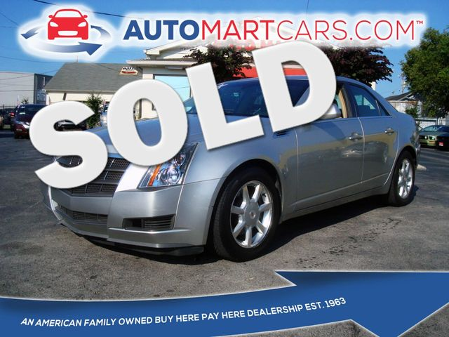 2008 Cadillac CTS RWD w/1SA | Nashville, Tennessee | Auto Mart Used Cars Inc. in Nashville Tennessee