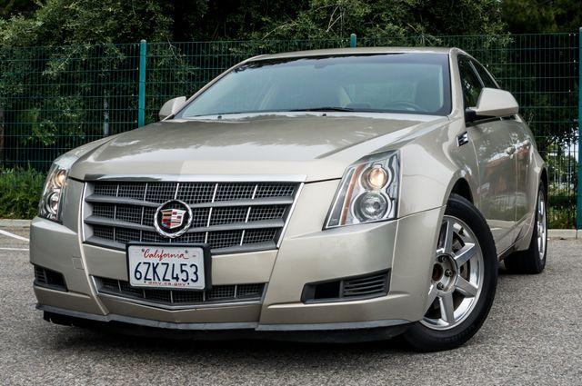 2008 Cadillac CTS RWD w/1SA in Reseda, CA, CA 91335