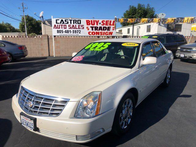 2008 Cadillac DTS w/1SB