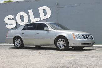 2008 Cadillac DTS w/1SA Hollywood, Florida