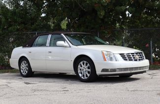 2008 Cadillac DTS w/1SB Hollywood, Florida 46