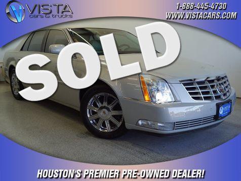 2008 Cadillac DTS w/1SD in Houston, Texas