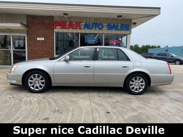 2008 Cadillac DTS 1SB
