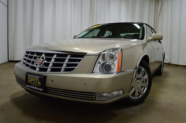 2008 Cadillac DTS w/1SD