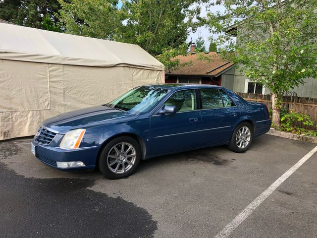 2008 Cadillac DTS w/1SE