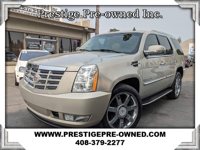 2008 Cadillac ESCALADE LUXURY (*NAVI/BACK UP CAM/REAR DVD/HEAT & COOLED SEATS*)