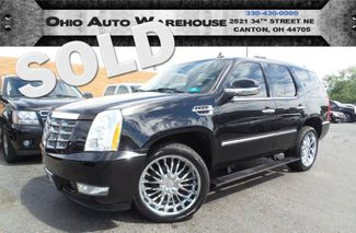 2008 Cadillac Escalade AWD Navi Sunroof Tv/DVD 3rd Row We Finance | Canton, Ohio | Ohio Auto Warehouse LLC in  Ohio
