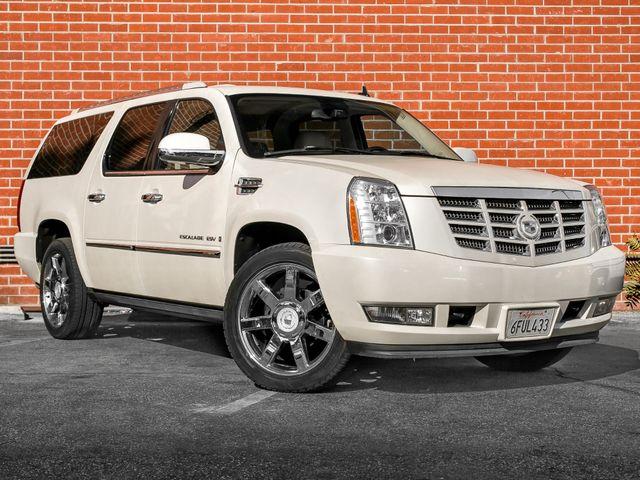2008 Cadillac Escalade ESV Burbank, CA 1