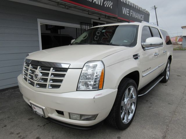2008 Cadillac Escalade ESV south houston, TX 1