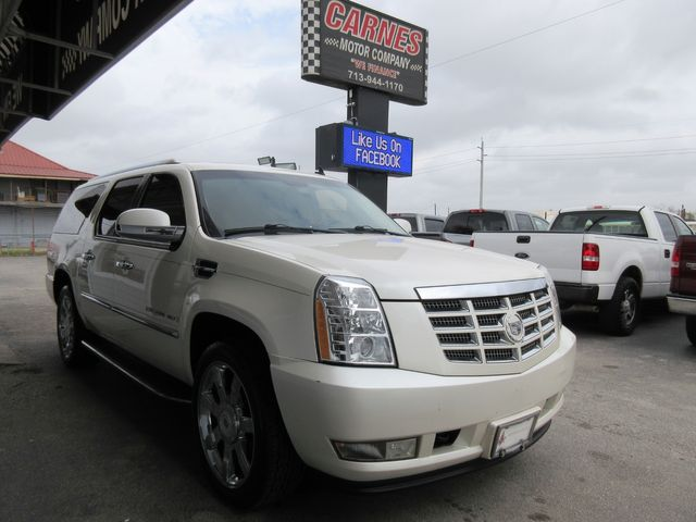 2008 Cadillac Escalade ESV south houston, TX 3