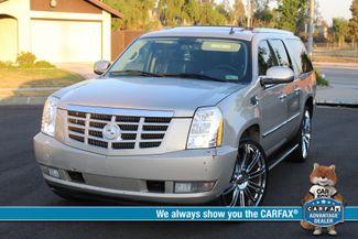 2008 Cadillac ESCALADE ESV AUTOMATIC SERVICE RECORDS in Van Nuys, CA 91406