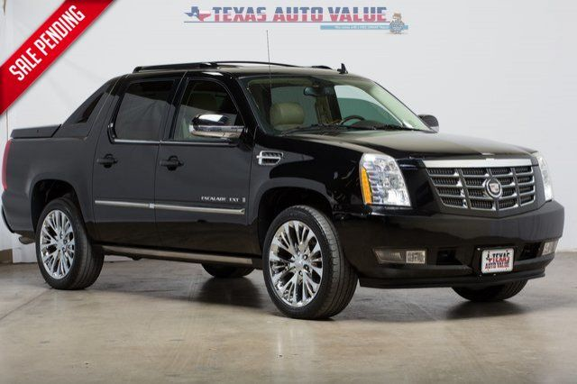 2008 Cadillac Escalade EXT Base