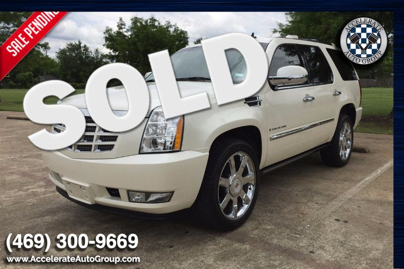 2008 Cadillac Escalade LOW MILES! in Rowlett Texas