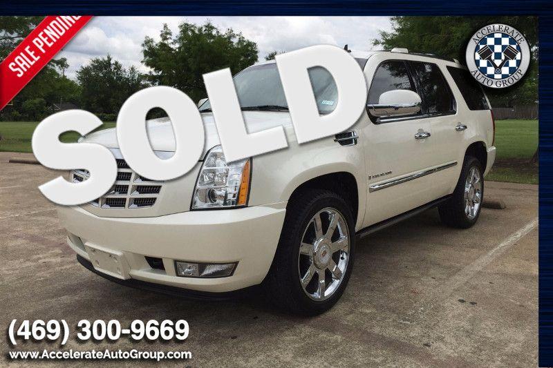 2008 Cadillac Escalade LOW MILES! in Rowlett Texas