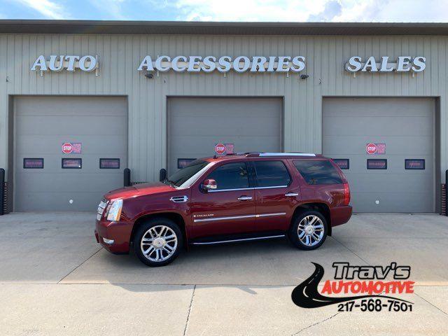 2008 Cadillac Escalade in Gifford, IL 61847