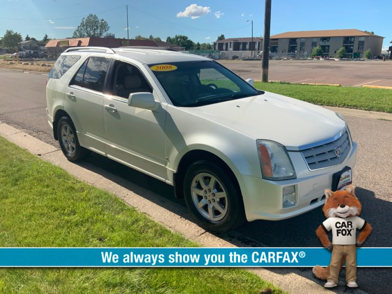 2008 Cadillac SRX 4d SUV AWD V6  city MT  Bleskin Motor Company   in Great Falls, MT