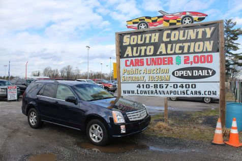 2008 Cadillac SRX AWD in Harwood, MD
