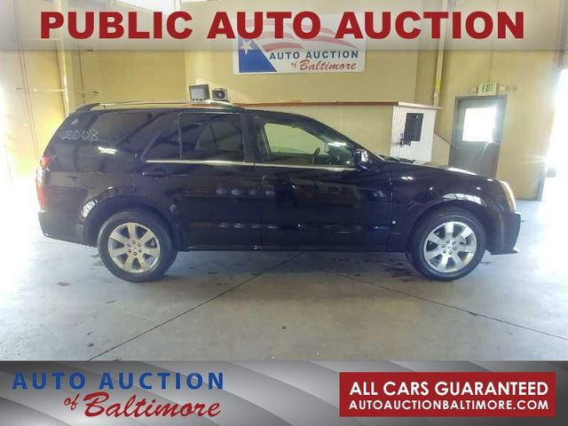 2008 Cadillac SRX AWD | JOPPA, MD | Auto Auction of Baltimore  in Joppa MD