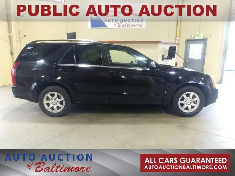 2008 Cadillac SRX RWD | JOPPA, MD | Auto Auction of Baltimore  in JOPPA MD