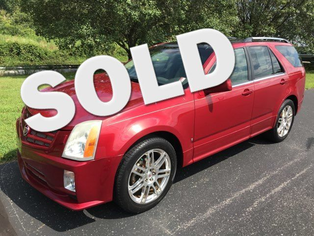 2008 Cadillac SRX Knoxville, Tennessee