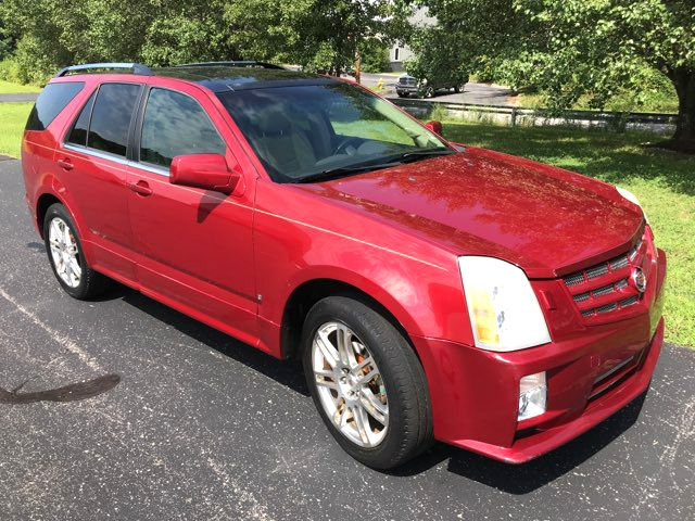 2008 Cadillac SRX Knoxville, Tennessee 2