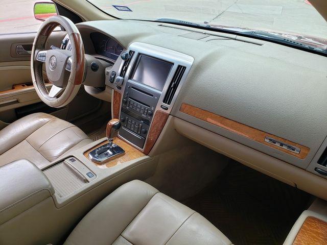 2008 Cadillac STS RWD 1SB Pkg, Automatic, CD Player, Alloys in Dallas, Texas 75220