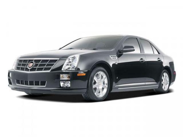 2008 Cadillac STS RWD w/1SB