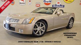 2008 Cadillac XLR HUD,NAV,HTD/COOL LTH,6 DISK CD,CHROME WHLS,11K in Carrollton TX, 75006