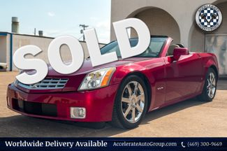 2008 Cadillac XLR LOW MILE, CLEAN CARFAX! in Rowlett
