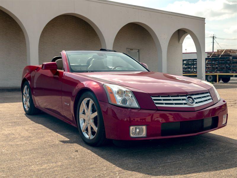 2008 Cadillac XLR LOW MILE, CLEAN CARFAX! in Rowlett, Texas