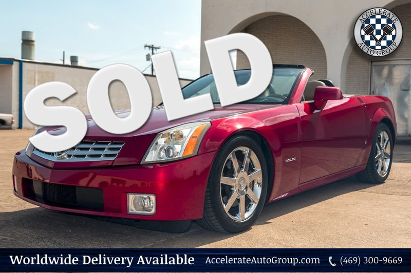 2008 Cadillac XLR LOW MILE, CLEAN CARFAX! in Rowlett Texas