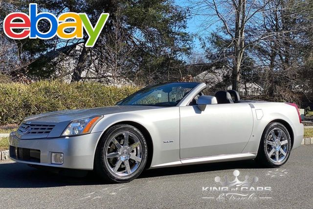 2008 Cadillac Xlr Hardtop CONVERTIBLE V8 LIKE NEW ONLY 18K MILES WOW in Woodbury, New Jersey 08096