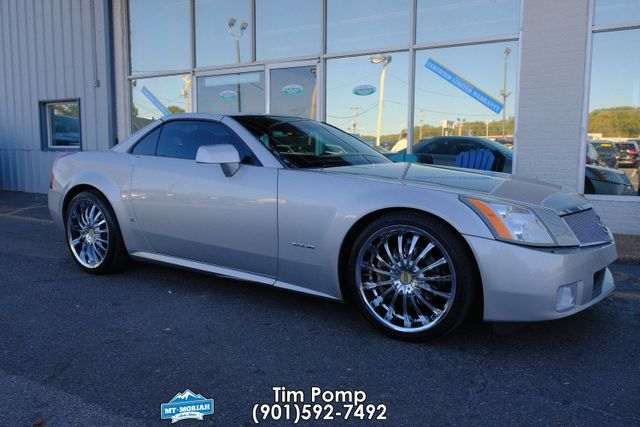 2008 Cadillac XLR NAVIGATION HEADS UP DISPLAY LEATHER SEATS