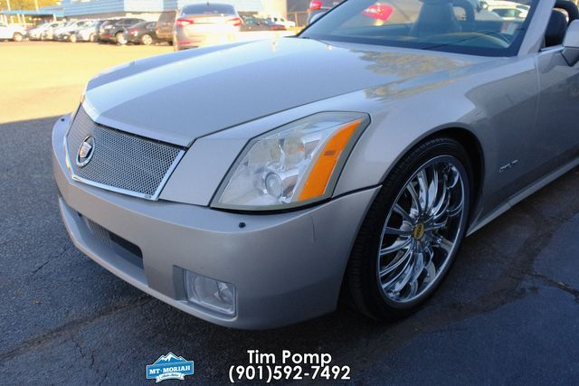 2008 Cadillac XLR NAVIGATION HEADS UP DISPLAY LEATHER SEATS in Memphis, Tennessee 38115