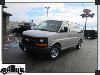 2008 Chevrolet 1500 AWD Express 8 Passenger Van in Burlington, WA 98233