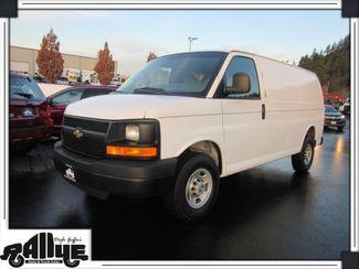2008 Chevrolet 2500 Cargo Van in Burlington WA, 98233