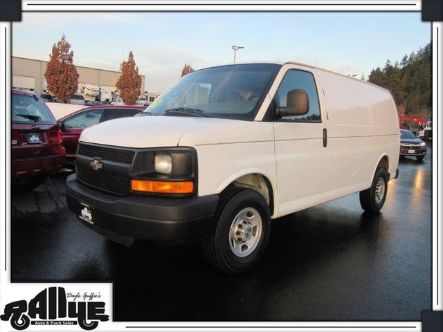 2008 Chevrolet 2500 Cargo Van
