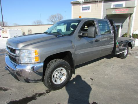 2008 Chevrolet 3500 4x4 Crew-Cab Flat-Bed  in St Cloud, MN