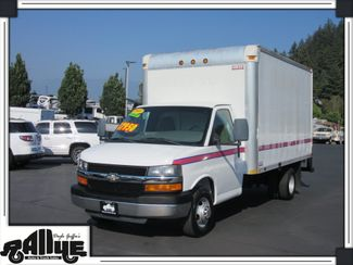 2008 Chevrolet 3500 C7N Box Van in Burlington WA, 98233