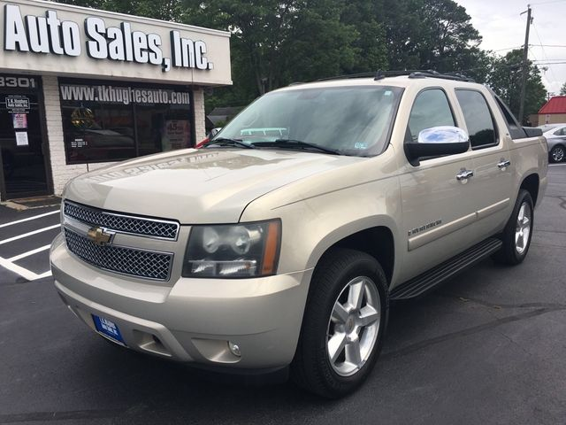 2008 Chevrolet Avalanche 4X4 LTZ in Richmond, VA, VA 23227