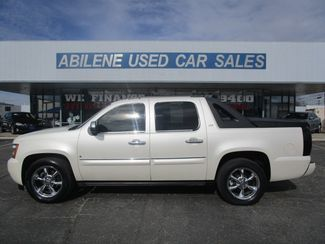 2008 Chevrolet Avalanche LTZ  Abilene TX  Abilene Used Car Sales  in Abilene, TX