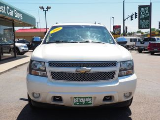 2008 Chevrolet Avalanche LTZ Englewood, CO 1