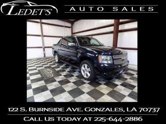 2008 Chevrolet Avalanche LTZ - Ledet's Auto Sales Gonzales_state_zip in Gonzales